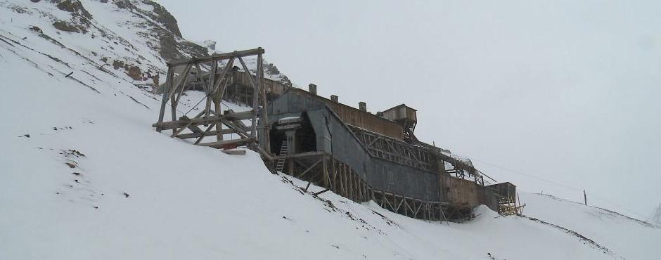 longyearbyen-mine